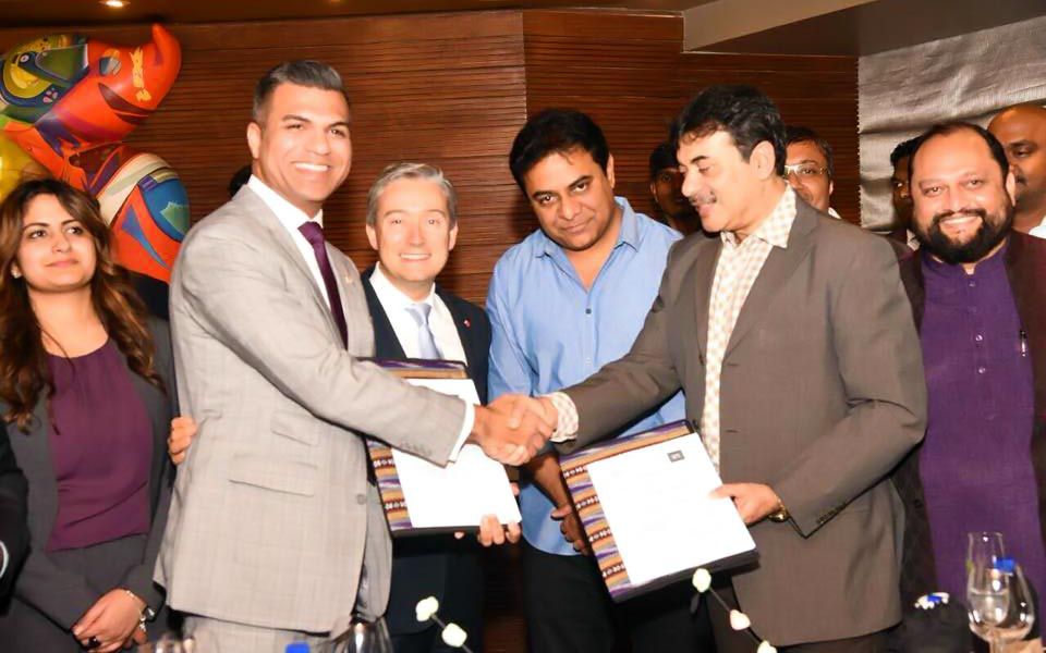Telangana-Government.-signed-MoU-with-Vancouver-Film-School-VFS-17-11-2017